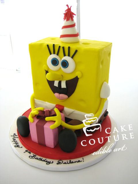 Cake Couture - edible art - 3D Cakes