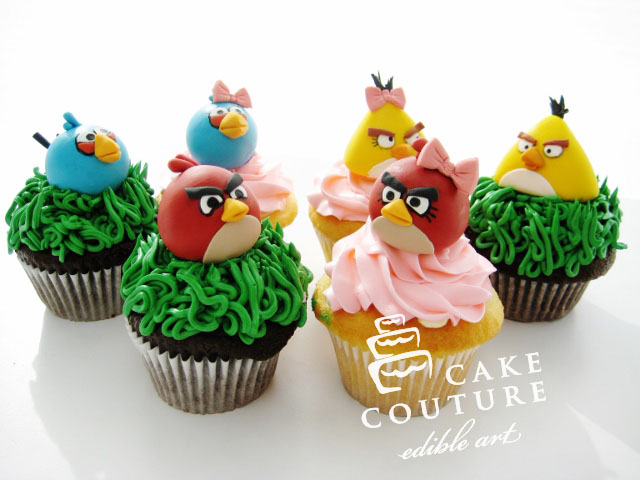 Cake Couture - edible art - Cupcakes