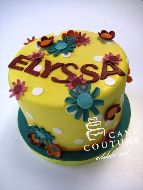 Cake Couture - edible art - Decorated Cakes