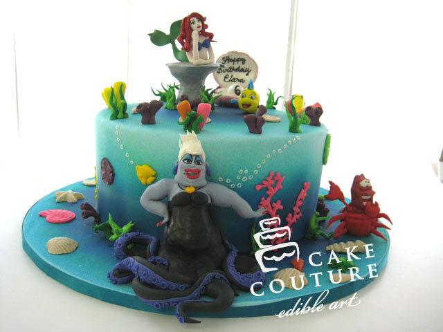 Cake This Edible Art : Cake Couture - edible art - Decorated Cakes