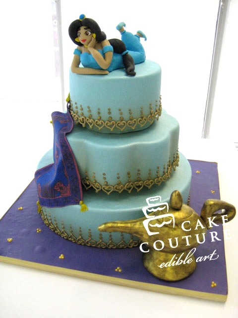 Edible Art Cake Recipe : Cake Couture - edible art - Tiered Cakes