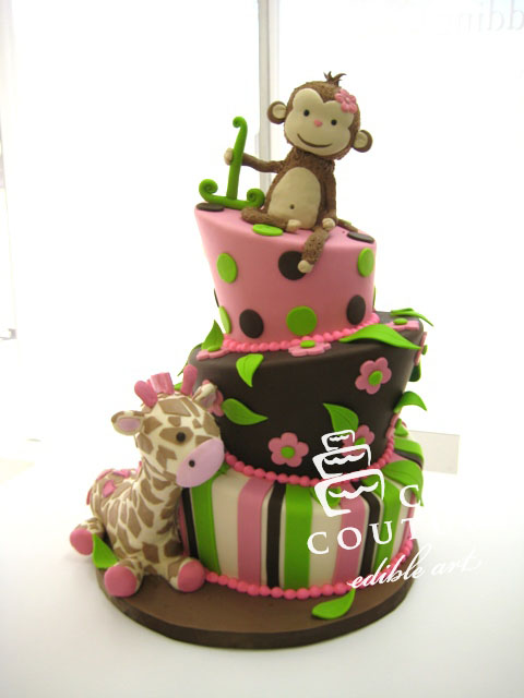 Cake This Edible Art : Cake Couture - edible art - Tiered Cakes