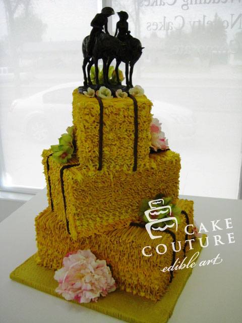 Cake Couture - edible art - Wedding Gallery I