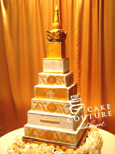 Cake Couture - edible art - Wedding Gallery II